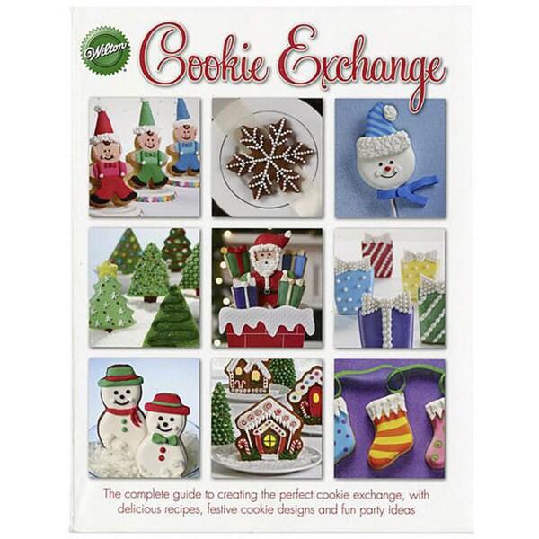 Wilton Books Cookie Exchange