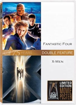The Fantastic Four/X-Men (DVD)