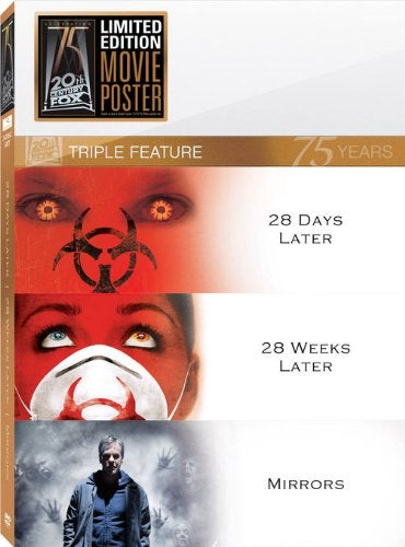 28 Days Later/28 Weeks Later/Mirrors (DVD)