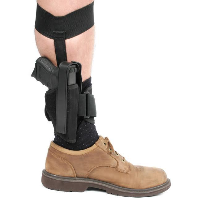 Blackhawk Nylon Ankle Holster