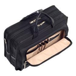 McKlein Elston Nylon Double-compartment Laptop Briefcase - Thumbnail 1