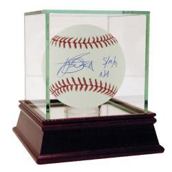 Steiner Sports Autographed AJ Burnett MLB Baseball