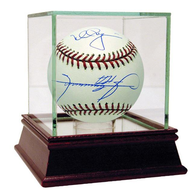 Steiner Sports Autographed Mark McGwire and Sammy Sosa MLB Baseball