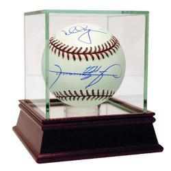 Steiner Sports Autographed Mark McGwire and Sammy Sosa MLB Baseball