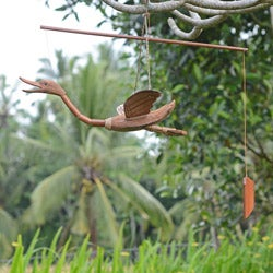 Bamboo and Coconut Duck Mobile (Indonesia)