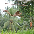 Handmade Bamboo and Coconut Duck Mobile (Indonesia)