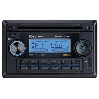 Boss Audio 822UA Car CD Player - Double DIN
