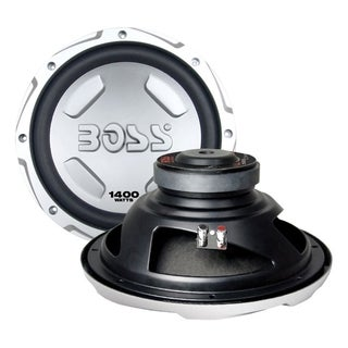 Boss Audio CX122 Chaos Exxtreme12 inch Single Voice Coil (4 Ohm) 1400