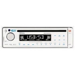 Boss Audio MR1520UA Marine CD/MP3 Player - Single DIN