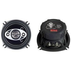 """BOSS AUDIO P45.4C Phantom 4"""" 4-way 250-watt Full Range Speakers"""