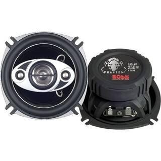"BOSS AUDIO P45.4C Phantom 4"" 4-way 250-watt Full Range Speakers|https://ak1.ostkcdn.com/images/products/5191355/P13025347.jpg?impolicy=medium"