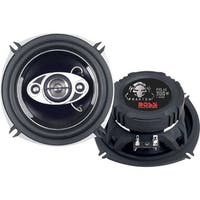 "BOSS AUDIO P55.4C Phantom 5.25"" 4-way 300-watt Full Range Speakers"