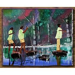 Ed Wade, Jr. 'Which Way' Art Print