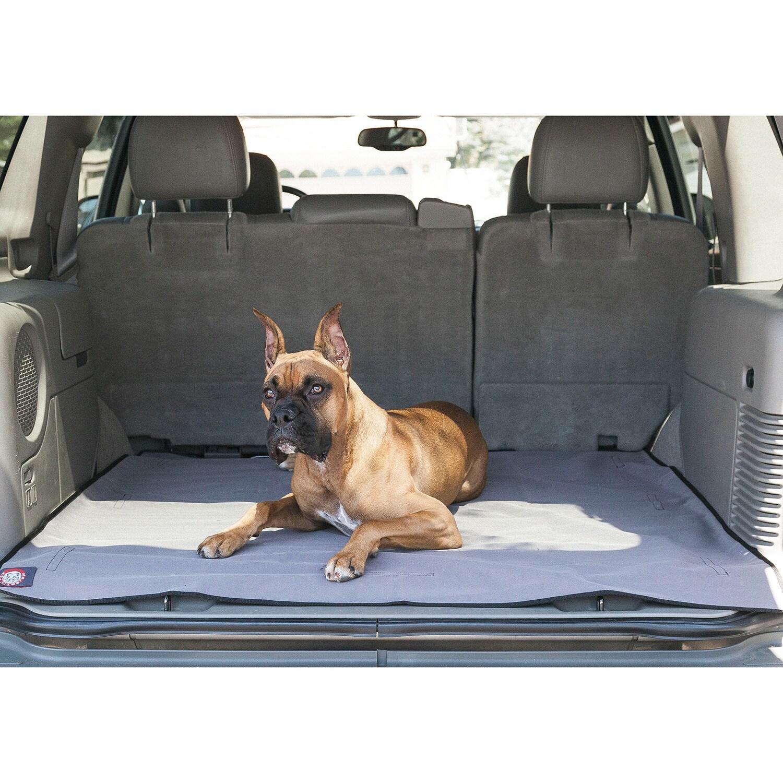 Majestic Pet Products Waterproof Grey SUV Cargo Liner (SU...