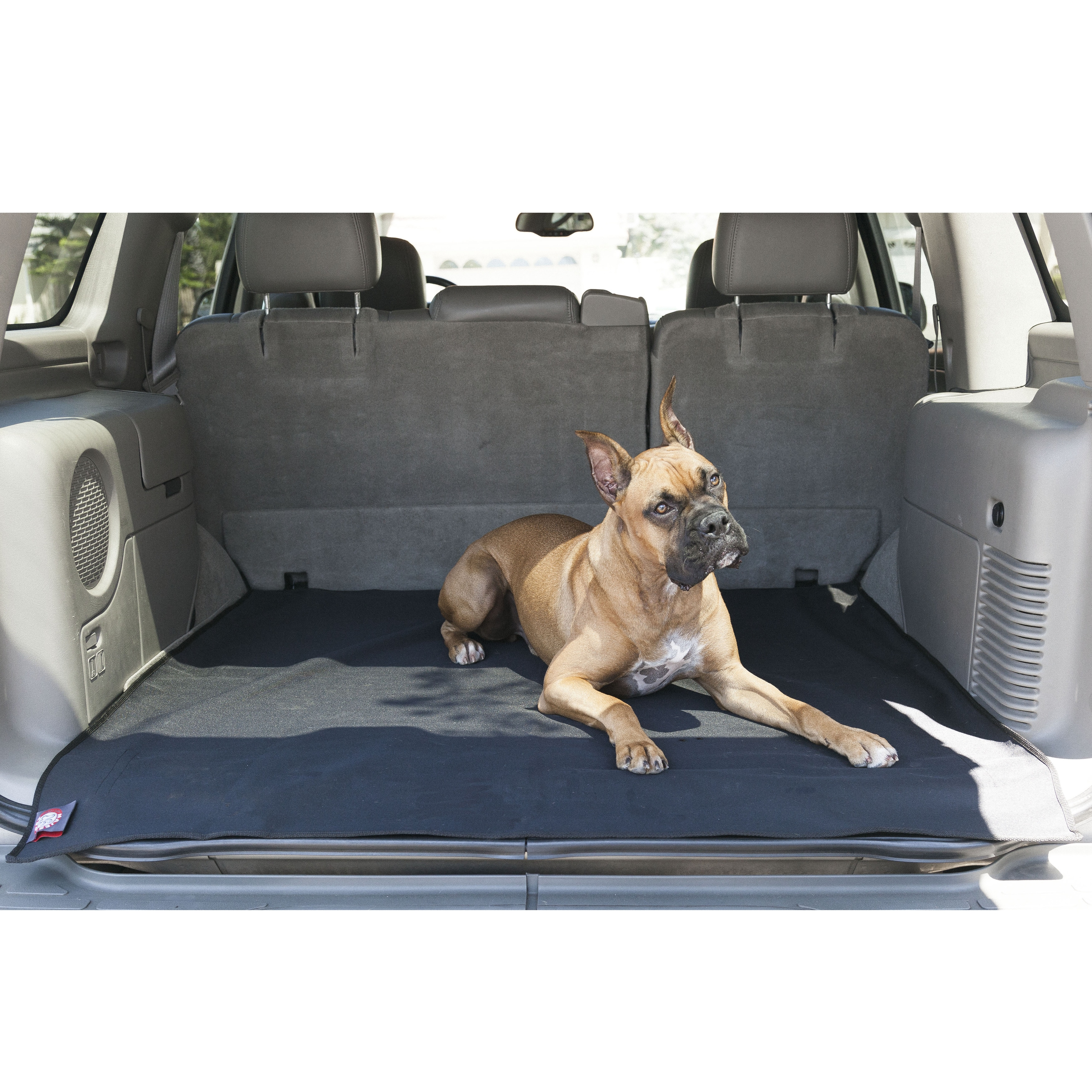 Majestic Pet Products Waterproof Black SUV Cargo Liner (S...