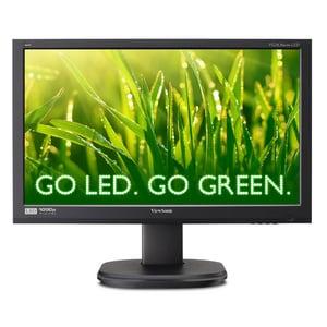 """Viewsonic VG2436wm-LED 24"""" LED LCD Monitor - 5 ms"""