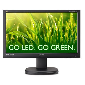 """Viewsonic VG2236wm-LED 22"""" LED LCD Monitor - 5 ms"""