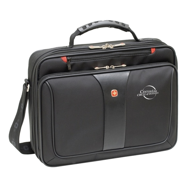 """Wenger LEGACY Carrying Case for 16"""" Notebook - Black"""
