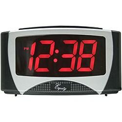 Equity by La Crosse 30029 Large LED Alarm Clock