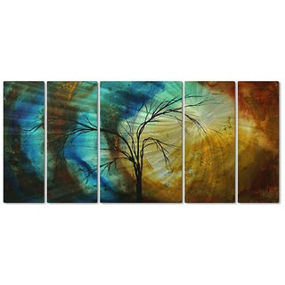 Megan Duncanson 'New Season' Metal Wall Art