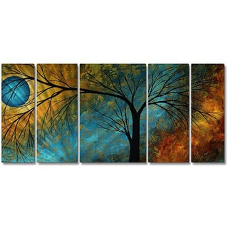 Megan Duncanson 'Beauty in Contrast' Metal Wall Art