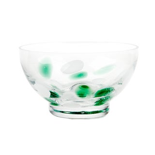 IMPULSE! Cloud Green Glass Bowls (Case of 16)