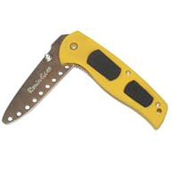 Ronin Gear Yellow Practice Folding Training Knife - Thumbnail 2