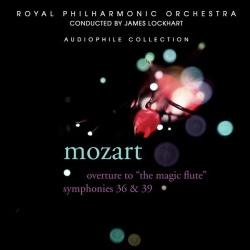 "Royal Philharmonic Orchestra - Mozart: Symphony No. 36/Symphony No. 39/Overture to ""Magic Flute"""