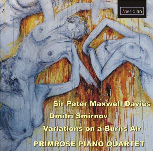 Primrose Piano Quartet - Variations on a Burns Air