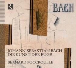 Bernard Foccroulle - Bach: Die Kunst Der Fugue, BWV 1080