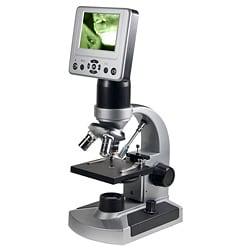 Barska 3.5-in Screen 40x/ 400x/ 1600x Digital Microscope