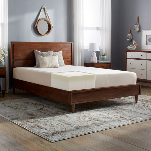 Slumber Solutions Body Flex 14-inch King-size Memory Foam Mattress