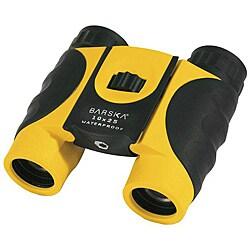 Barska 10x25 Compact Waterproof Binoculars