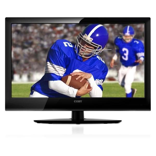 "Coby LEDTV1926 19"" 720p LED-LCD TV - 16:9 - HDTV"