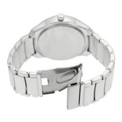 Geneva Platinum Men's Chronograph-style Watch - Thumbnail 1