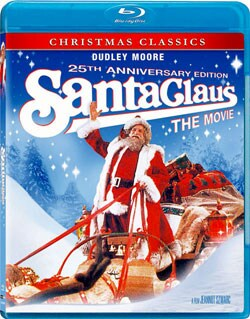 Santa Claus: The Movie 25th Anniversary Edition (Blu-ray Disc)