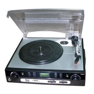Pyle PLTTB9U Record Turntable