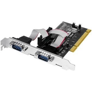 SIIG JJ-P20511-S3 2-port PCI Serial Adapter