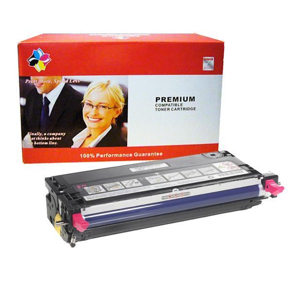 Dell-compatible 310-8097 Laser Toner Cartridge (Remanufactured)