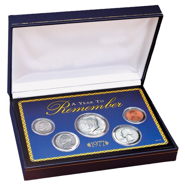 American Coin Treasures Year to Remember Coins (1965-2016)