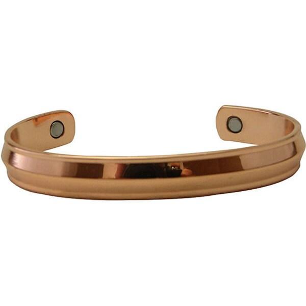 Magnetic Copper Band 8-inch Bracelet