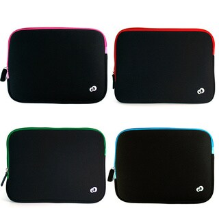 Kroo Reveal 10.2-inch Netbook Sleeve (Option: Blue)