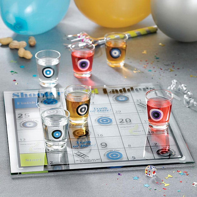 Shop Game Night Drinking Shoots And Ladders Game Free Shipping On