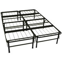 DuraBed Full Foundation & Frame-in-One Mattress Support Bed Frame