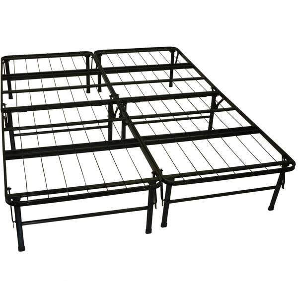 DuraBed Queen Foundation and Frame-in-One Mattress Support Bed Frame