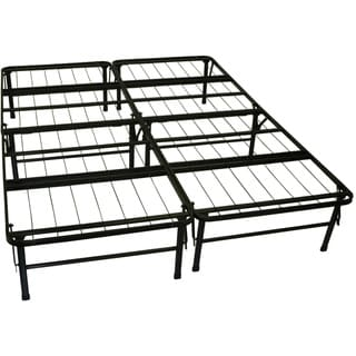size queen metal bed frames frames for all sizes overstockcom