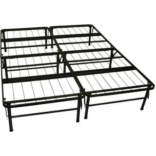 DuraBed Queen-size Heavy-duty Steel Foundation and Frame-in-One Mattress Support System|https://ak1.ostkcdn.com/images/products/5201282/P13032676.jpg?impolicy=medium
