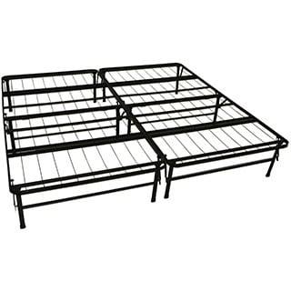 mattress frame. DuraBed King Foundation \u0026 Frame-in-One Mattress Support Bed Frame