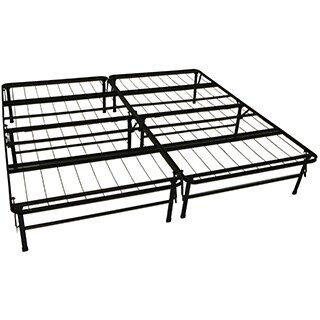 DuraBed King Foundation & Frame-in-One Mattress Support Bed Frame (More options available)