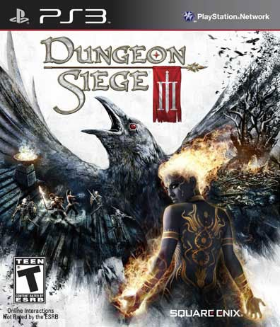 PS3 - Dungeon Siege III